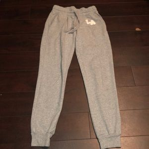 flirtitude Pants - Grey sweatpants